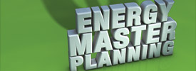 Companies optimize their energy systems, using master planning to create a sustainable future