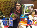 Toys for Tots initiative