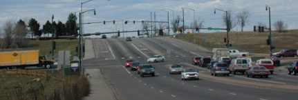 104th Avenue & Sheridan Boulevard Intersection Improvements