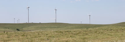 Smoky Hills Wind Energy Facility