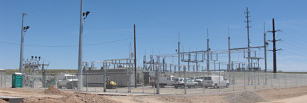Tamarisk Substation