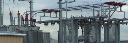 CenterPoint Substation Projects