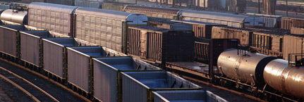 Complete Services for Rail Transportation